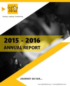 GiftAbled-Annual-Report-2015-2016