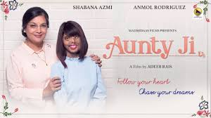 Shabana Azmi & Anmol Rodriguez