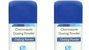 Clocip Dusting powder