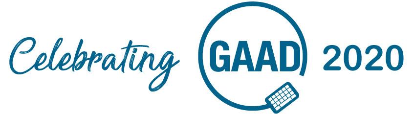 celebrating GAAD 2020